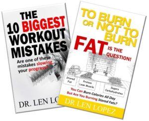 Dr Len Books