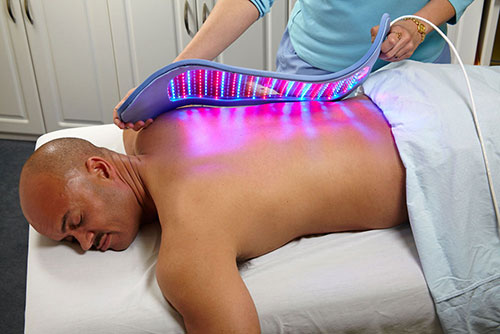 Celluma light therapy
