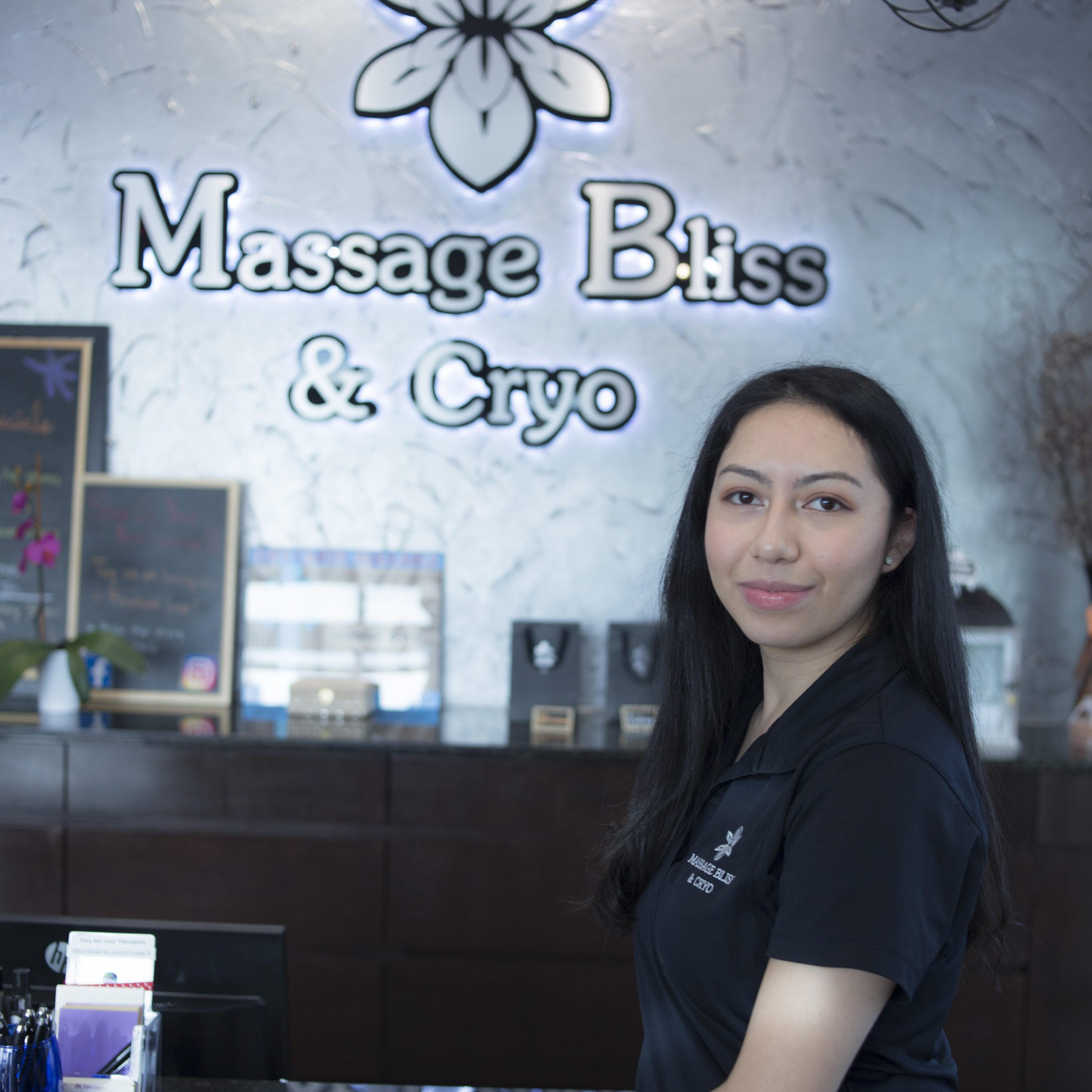 Massage Bliss- Abby