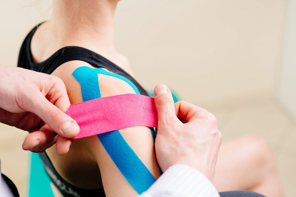 3 Awesome Uses For RockTape In Therapy