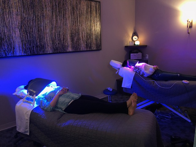 Three Beneficial LED Light Therapy Treatments