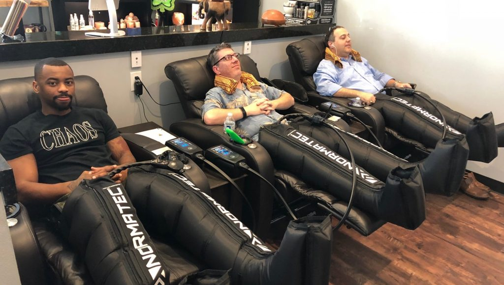 Why Athletes Need NormaTec Compression Therapy