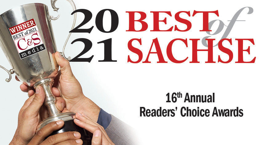 Massage Bliss & Cryo was voted Best of 2021 in Sachse!