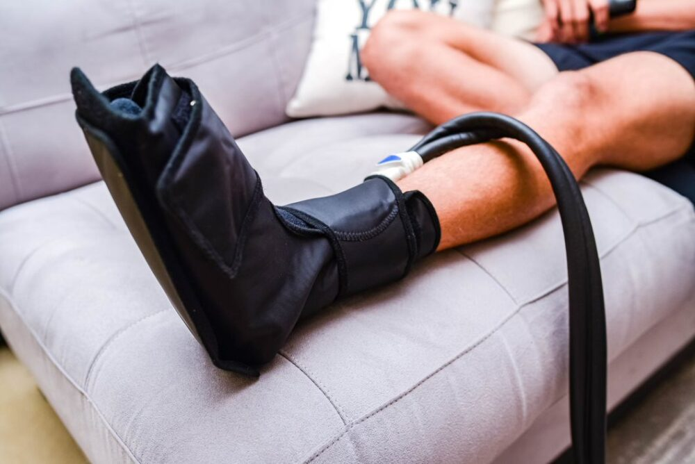 Ice, Ice, Baby: Use Ice Therapy for Your Best Recovery